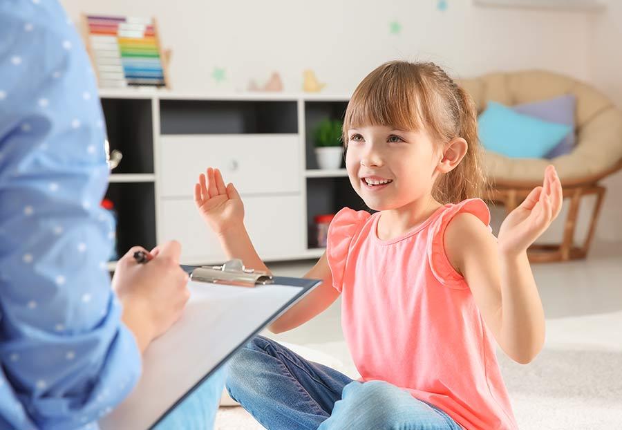 Une psychologue de la petite enfance au service des professionnels du secteur de Landerneau